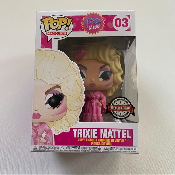 SOLD Trixie Mattel Funko Pop! Drag Queens 03